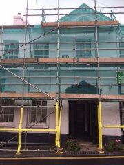 Scaffolding in Chichester