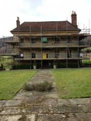 Scaffold project Guildford