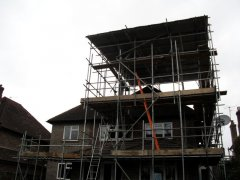 House Scaffolding